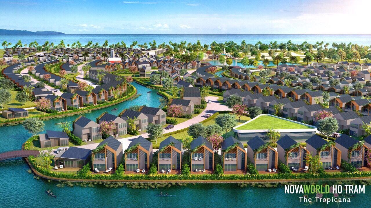 Kết quả hình ảnh cho Nova World Hồ Tràm